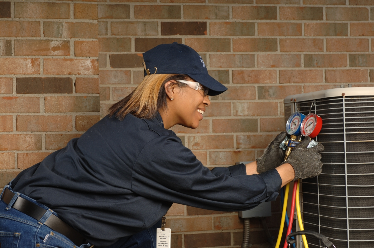 Air Conditioner Safety Check Home Protection Plus - Dte home protection plan